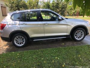 BMW X3 Xdrive 2.0D