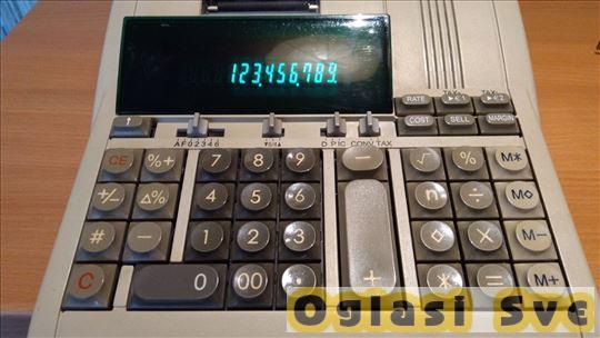 OLYMPIA CPD 5212 računska mašina sa trakom i 12 cifara