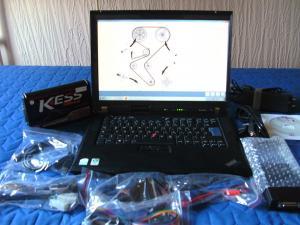 KESS V2 Chip Tuning-Gasenje Dpf-a i Egr-a+Lenovo