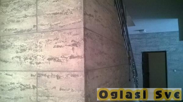 KNAUF/RIGIPS - Gipsarski radovi