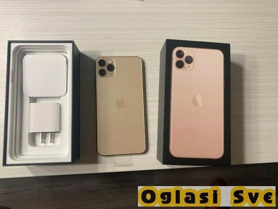 Prodaja iPhone 11 Pro Max 64GB...€700 iPhone 11 128GB....€550