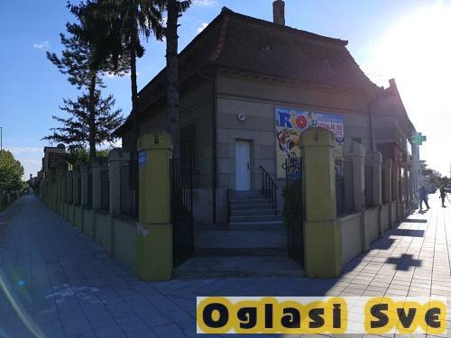 Izdavanje poslovnog prostora u Sremskoj Mitrovici