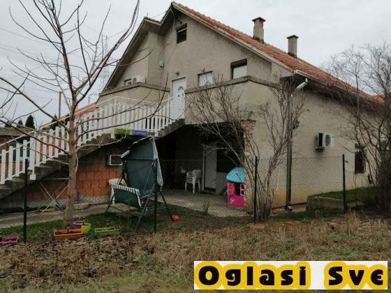 Kuca Medakovic Padina 230m2 + 50m2 garaza