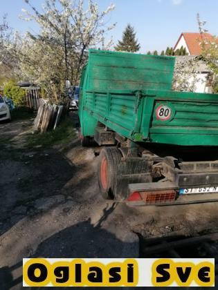 Prevoz svega i svacega do 2,5 tone
