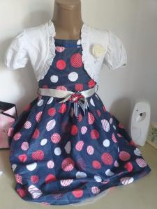 decija sarena haljina