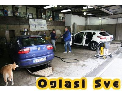 Servisu za pranje automobila potrebni radnici